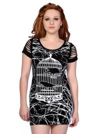 Banned - Birdcage Top