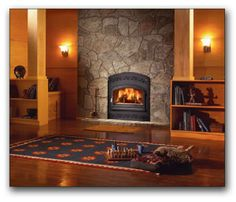 If you are not interested in gas fireplace, what if you use the other options of contemporary fireplaces ideas. This furnace uses electric power called an electric fireplace. This modern technology provides contemporary fireplaces with amazingly authentic flickering flame as soon as possible when you turn it on.