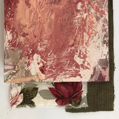New Work, Shelter, Cord, Contemporary Art, Textiles, Rooms, Embroidery, Gallery, Interior