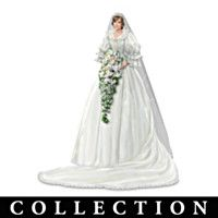 Thomas Kinkade Ladies & Angels | view details princess diana commemorative figurines in her iconic ...