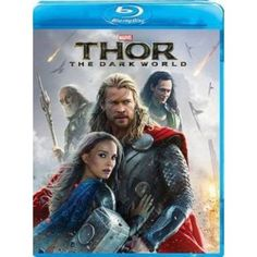Thor: The Dark World (3D Blu-ray + Blu-ray + Digital HD)
