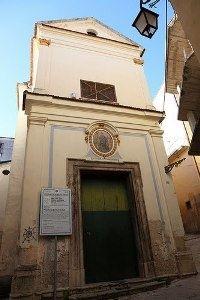 Monastero di Sant'Antonio Abate - Eboli