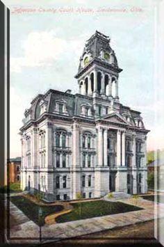 JEFFERSON COUNTY, Ohio - Ohio Genealogy Express