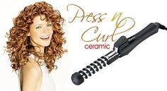 6dafd5f69f4 JUNDELI – Press N' Curl Ceramic @ AED 59 Only! FREE DELIVERY ALL OVER