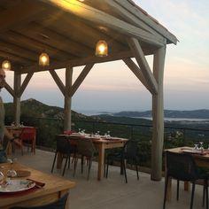 Restaurant la petite maison de Vardiola - porto vecchio - corse FRANCE - photo : REPERAGES CONSEIL DESIGN - www.reperages-design.com