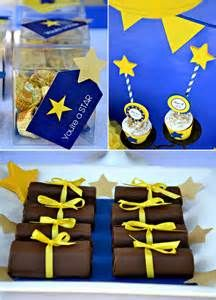 Neat ideas for graduation party foods.