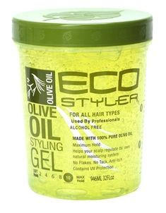 This gel is the only thing that works on my hair. -- 4 Amazing Products for Type 4B/4C Natural Hair