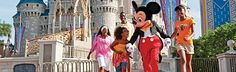 Disney 4 Day Hopper & Waterpark Fun & More Adult get 5th Day FREE $326 pp