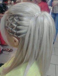 Peinados con ligas paso por paso ~ Belleza y Peinados