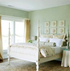 1000+ ideas about Sea Green Bedrooms on Pinterest | Green Bedrooms ...