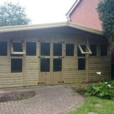 (ID.SUM.3D) 16 x 10 SUMMER HOUSE