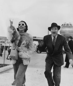 Ellie & Co., Inc: Vintage Photos of Celebrities at Airports