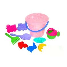 Wader Toys Bucket Set Girl