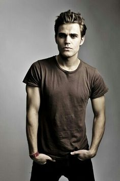 Paul Wesley| Vampire Diaries