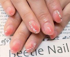 Nail Art - Beetle Nail :  チークネイル   #Beetlenail #Beetle近江八幡 #ビートルネイル #ビートル近江八幡