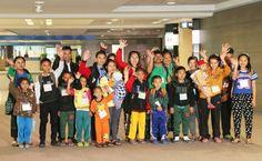 聯合國難民署 - 韓國接收試點方案第一批難民