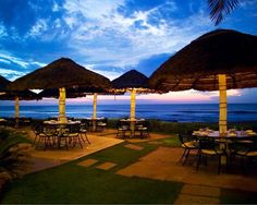 A romantic dinner by the sea side only in Chennai!
