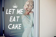 Let me eat cake #Wildfox