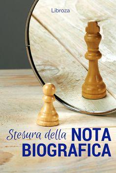 Stesura della nota biografica dell'autore per la quarta di copertina o tutti gli altri usi - Libroza.com