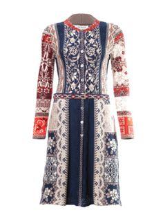 Long Jacket Marrakesh
