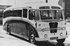 Lord K's Garage - #48. British Streamline Buses - Dieselpunks