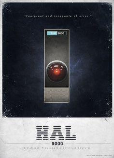 HAL 9000 Advertisment