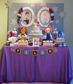 Frozen (Disney) Birthday Party Ideas | Photo 9 of 10