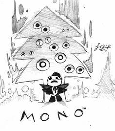 'MONO' Concept Art