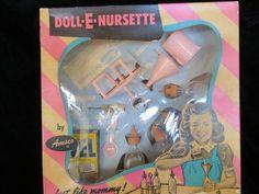 Doll Bottle Set | Doll-E-Nursette Bottle Set for Effanbee Dy-Dee Doll or Tiny Tears Doll ...