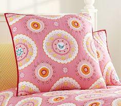 Namesake bedding new big girl set lydia quilted bedding