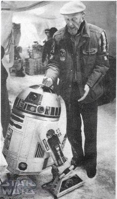 Irvin Kershner and R2-D2
