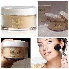 Nu Colour FINISHING POWDER - INVISIBLY MATTE How To Apply Eyeshadow, How To Apply Mascara, Beauty Secrets, Beauty Ideas, Beauty Tips, Lip Gloss Colors, Translucent Powder, Finishing Powder, Color Powder