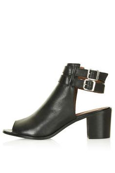 JOLIE Double Strap Heels - New In This Week - New In
