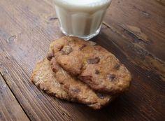 Biscuit petit déjeuner à la farine complète et flocons d'avoine