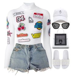 top shorts s. Swag Outfits For Girls, Cute Casual Outfits, Retro Outfits, City Outfits, College Outfits, Fashion Outfits, Fashion Trends, Looks Style, Looks Cool