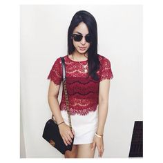 OOTD for meeting 💁 So excited I can barely wait💫 Julia Baretto, Filipina Actress, Boho Fashion, Womens Fashion, Celebrity Outfits, These Girls, Holiday Outfits, Style Icons, Style Me