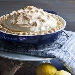 Lemon Meringue Pie - Baking A Moment
