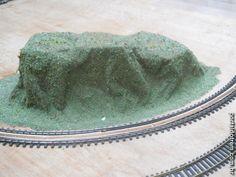 Uma maneira fácil de fazer montanhas e morros (foto 18)