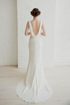 Blythe by sarah seven at ceremony bridal shop boston for Wedding dress stores boston
