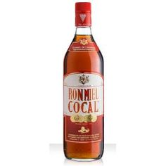 My favourite speciality rum... from the Cannary Islands 'Ron Miel Cocal'