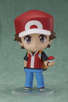 Pokemon Trainer Nendoroid