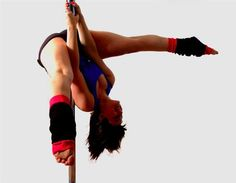 What Muscles are Used in Pole Dancing? ALL OF THEM!