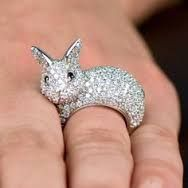 Image result for bunny ring
