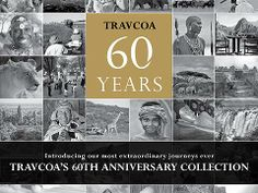 60 Reasons to Celebrate | Travcoa —  This year, we at Travcoa are proudly celebrating our 60th anniversary! It is an incredible milestone for us, so we are commemorating the occasion by hosting three extraordinary journeys sure to remind all who travel on them exactly why we have been a world leader in luxury travel for six wonderful decades. Learn more about these once-in-a-lifetime opportunities in our latest blog!