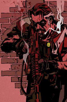 BEFORE WATCHMEN: THE COMEDIAN #3 by John Paul Leon