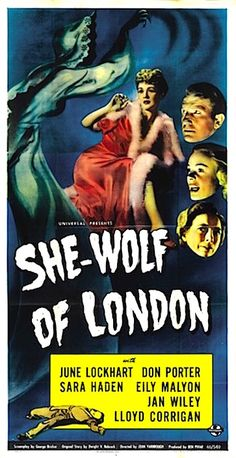 The She-Wolf Of London (1946)
