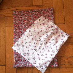 Mes sacs à lingerie