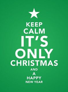 KEEP CALM xmass card by tind, via Flickr