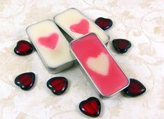 How to Make Heart Lip Balm Tins | Craft Tutorials & Recipes | Crafting Library