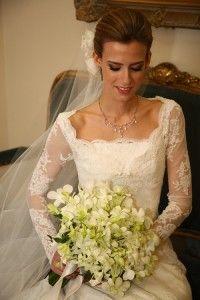 Vestido de noiva Marie Toscano www.marietoscano.com.br